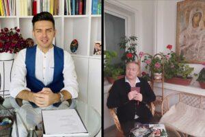 Grigore Gherman, Constantin Bahrin – Tatal meu printre straini